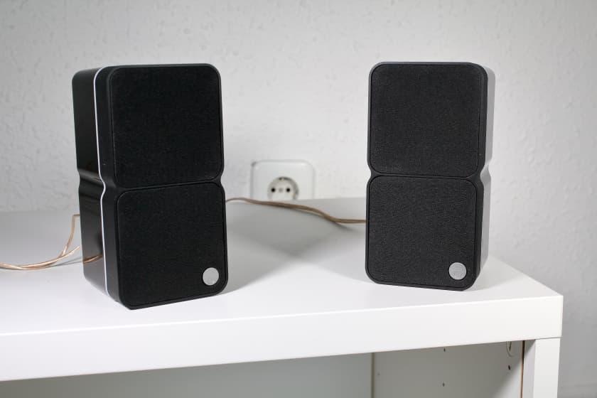 Altavoces Cambridge Audio Minx Min 22 review
