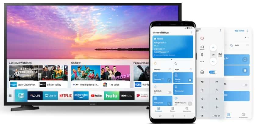App Samsung SmartThings