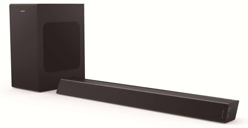 Philips TAB7305 barra de sonido 2.1