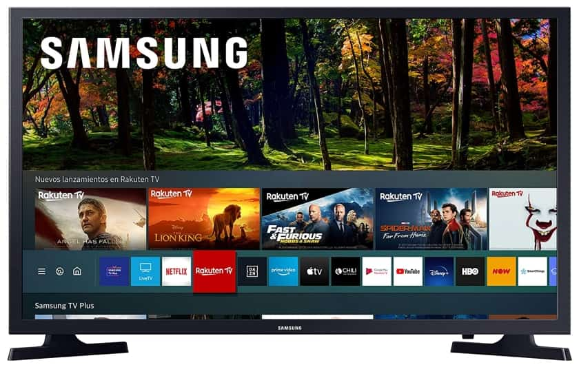Smart TV 2020 Samsung 32T4305