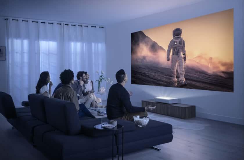 Samsung The Premiere proyector láser 4K