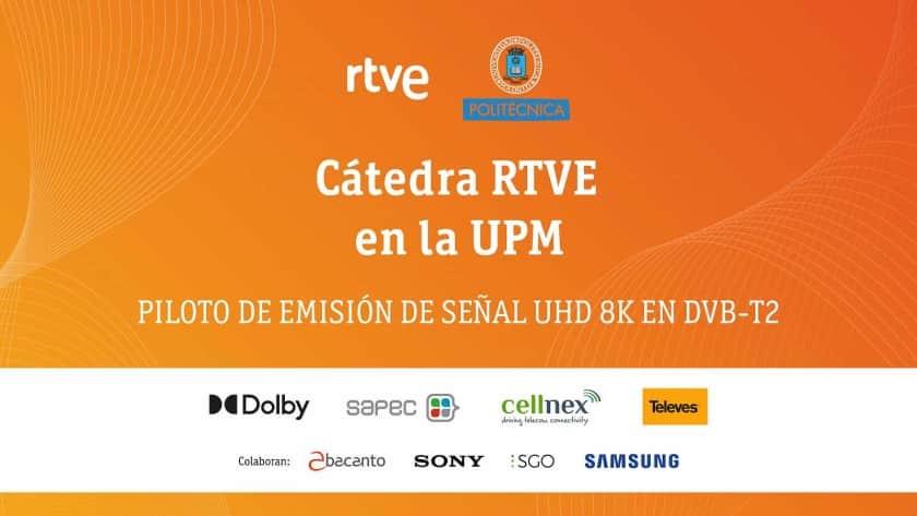 RTVE realiza primera retransmisión piloto en 8K a través de TDT 2