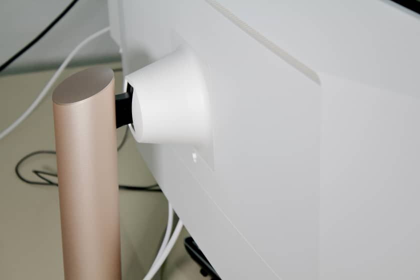 Soporte giratorio LG Ultrawide 49WL95C