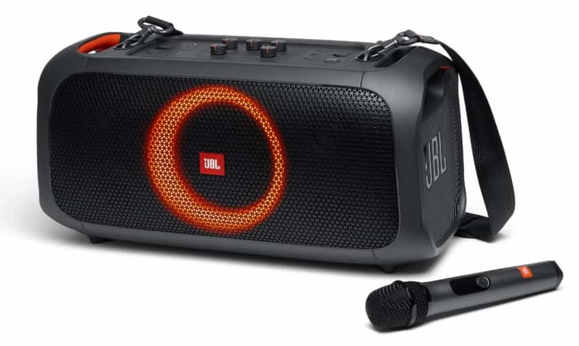 Nuevo altavoz JBL PartyBox On The Go