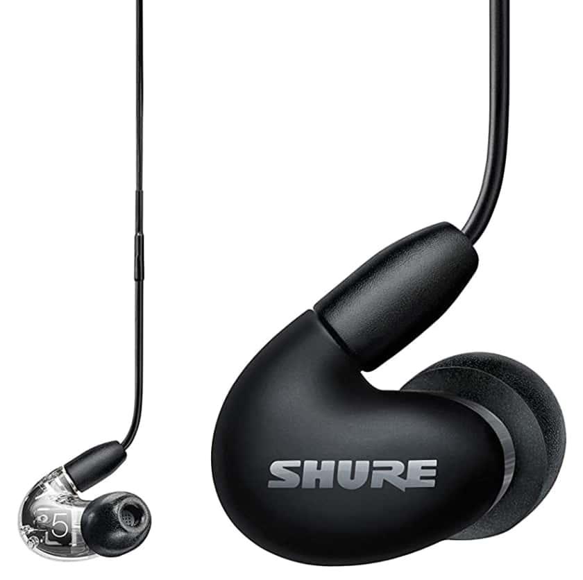 Nuevos auriculares AONIC 5 de Shure