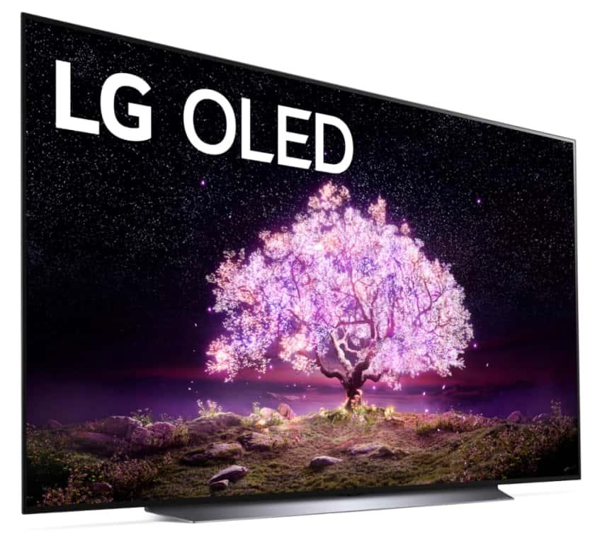 LG OLED C1 nueva serie 2021