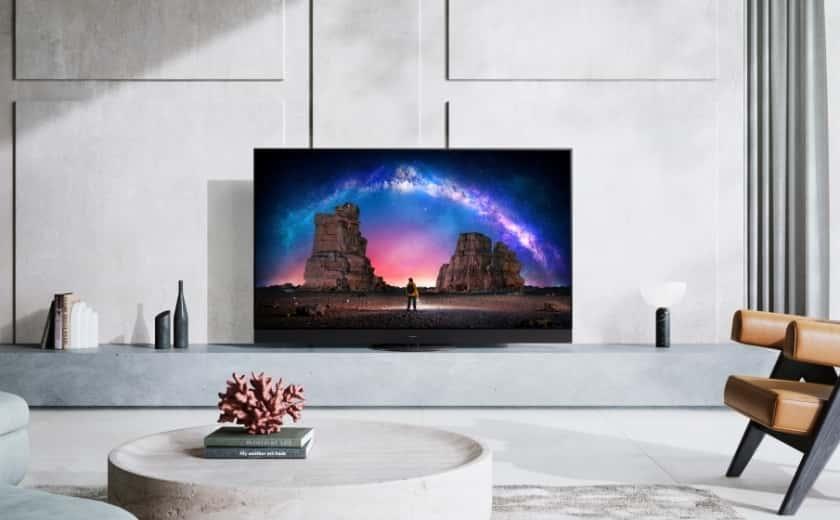 Nuevo televisor Panasonic OLED JZ2000 - Master HDR OLED 2021