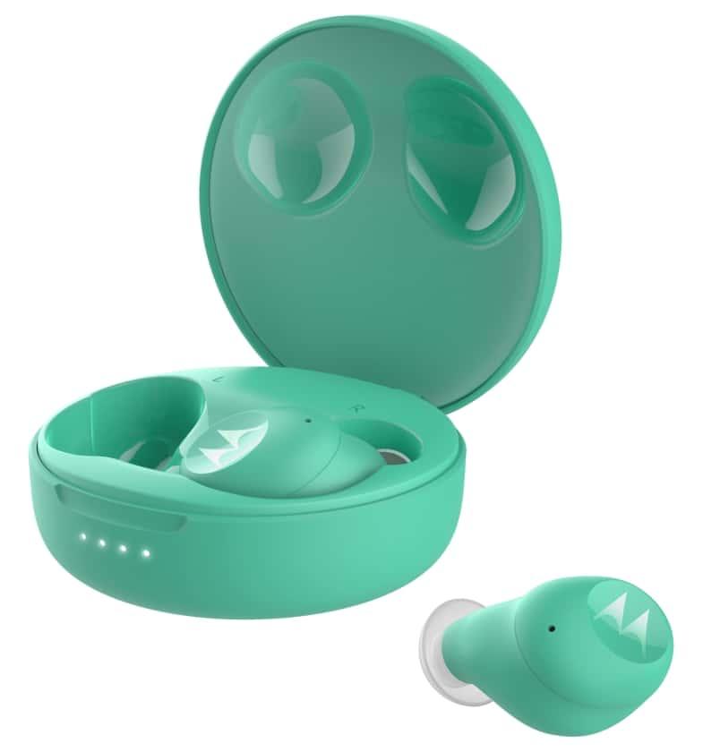 Nuevos auriculares inalámbricos Motorola VerveBuds 250 disponibles en 5 colores