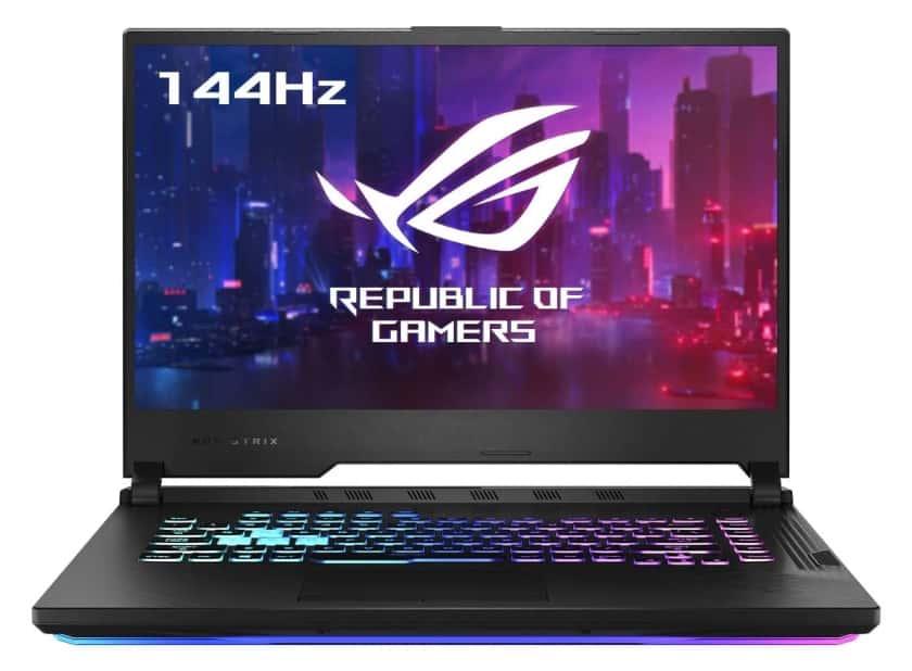 ASUS ROG Strix G15 G512LV-HN090T - Los mejores portátiles gaming de 2021