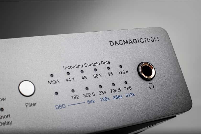 Review Cambridge Audio DacMagic 200M