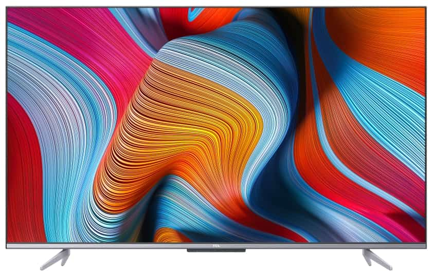 TV TCL 4K HDR P725 nueva serie 2021