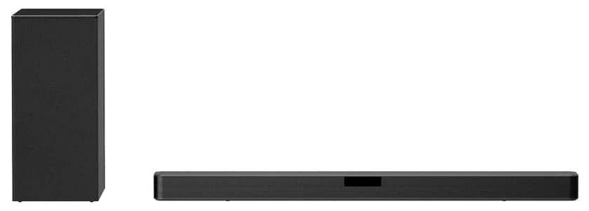 Barra de sonido 2.1 LG SN5Y con DTS Virtual: X