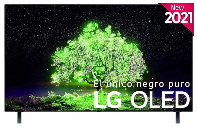 Nuevo LG OLED A16 con panel de 60 Hz