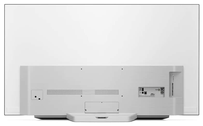 Parte trasera en color blanco OLEDC15 y OLEDC16