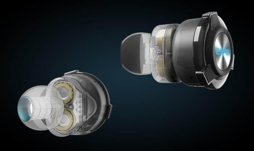 Auriculares Energy Sistem ESG6 con Dual Driver de 6 mm