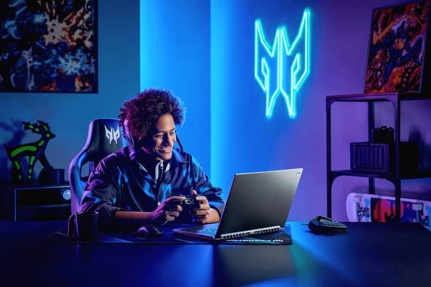Nuevos portátiles gaming Acer Predator Triton 500 SE y Predator Helios 500