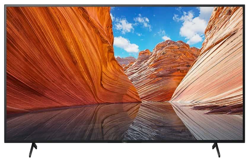 TV Sony X80J y X81J con procesador X1 y Triluminos Pro