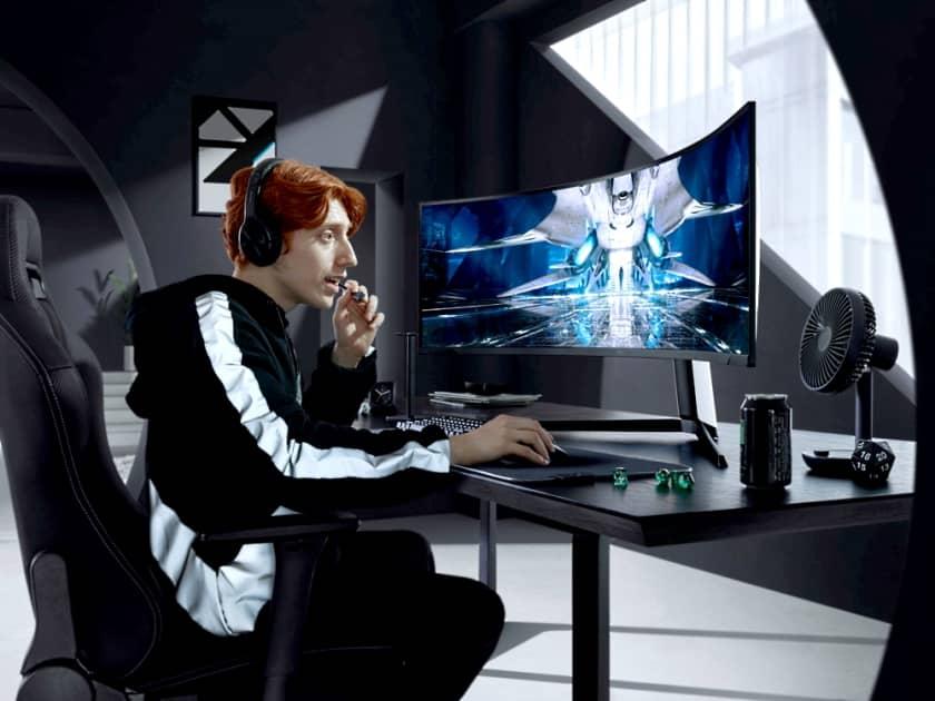 Monitor gaming Mini LED Samsung Odyssey Neo G9 LS49AG950N