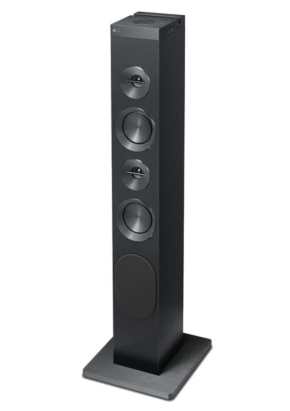 Torre de sonido Bluetooth LG RK1 con 100W de potencia