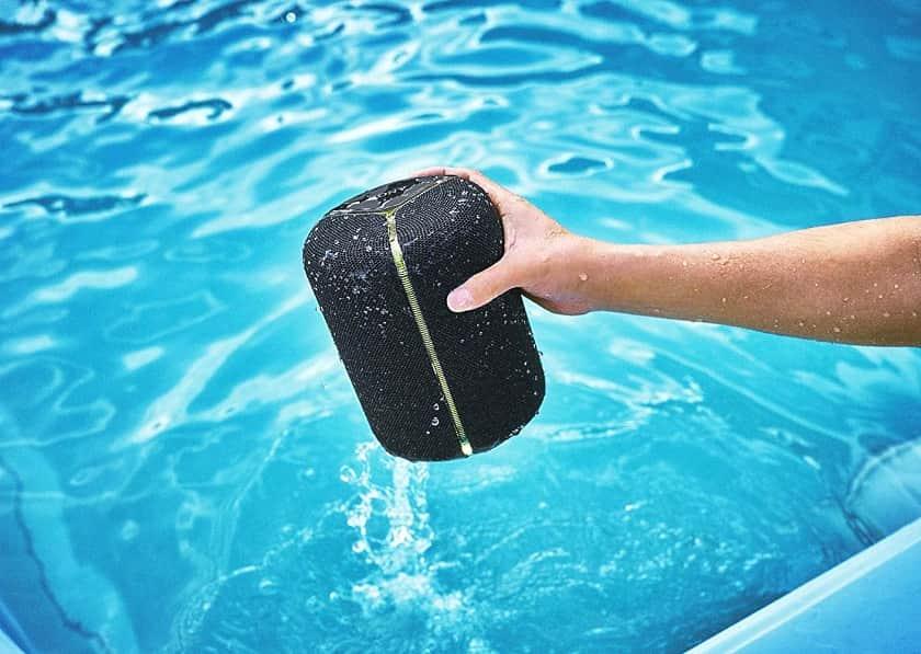 Altavoz inalámbrico SRS XB402M resistente al agua