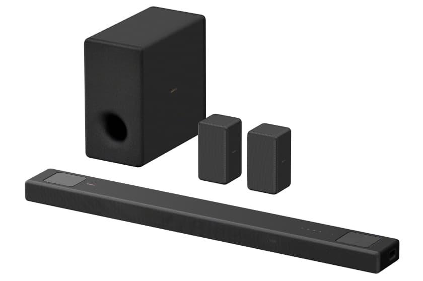 Barra de sonido 5.1.2 Sony HT-A5000 con Dolby Atmos