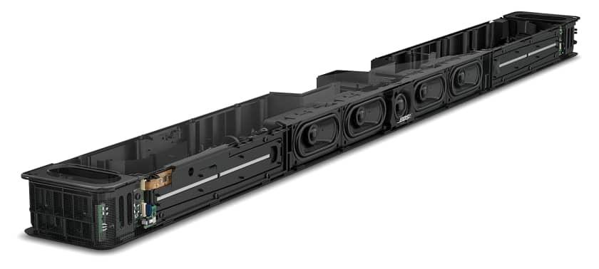 Bose Smart Soundbar 900 con sistema de sonido 5.1.2