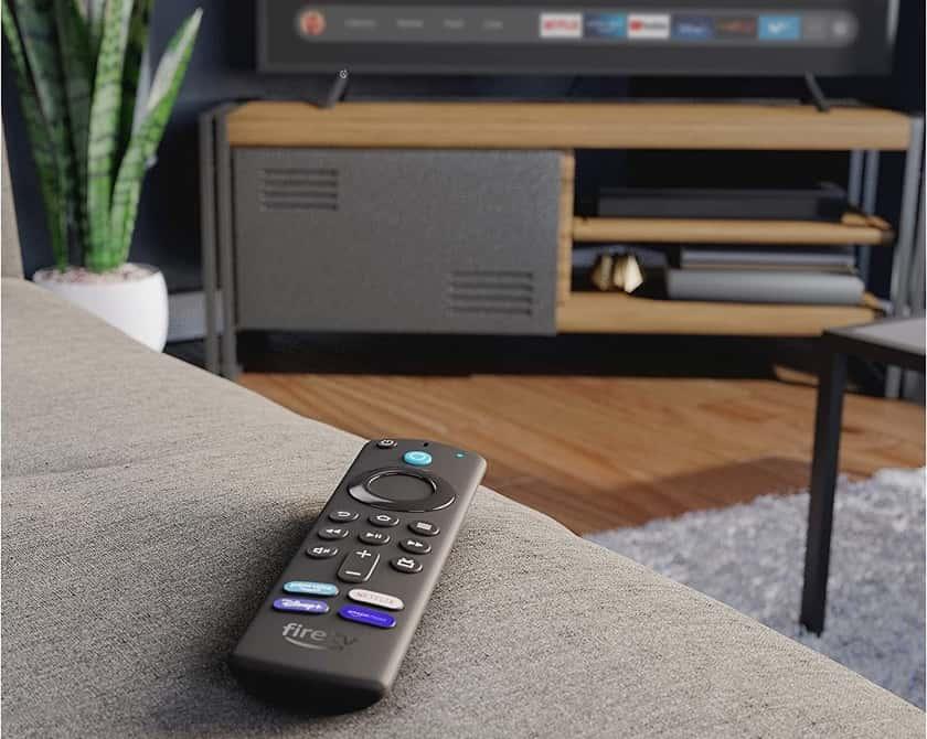 Fire TV Stick 4K Max de Amazon con mando para Alexa