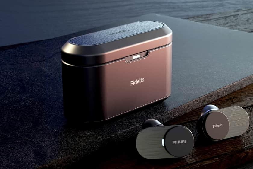 Philips Fidelio T1 auriculares True Wireless premium