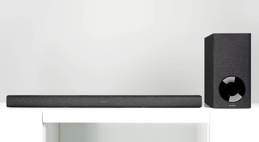 Review Denon DHT-S416 - Análisis y opinión barra de sonido 2.1