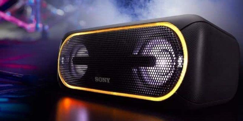 Nuevos altavoces bluetooth Sony XB Series