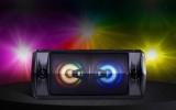 Análisis altavoz LG FJ5 con 220W y karaoke