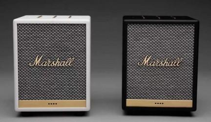 Marshall Uxbridge Voice: Nuevo altavoz inteligente