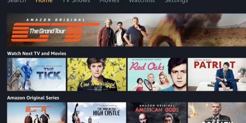 Amazon Prime Video incluye series españolas en su catálogo
