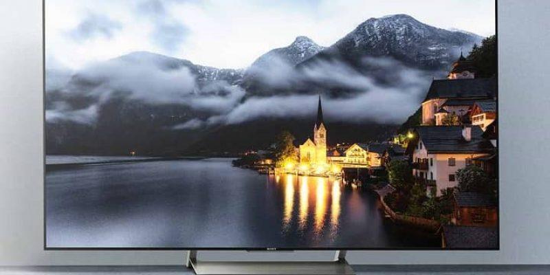 Análisis y opinión TV Sony XE9005 4K Triluminos