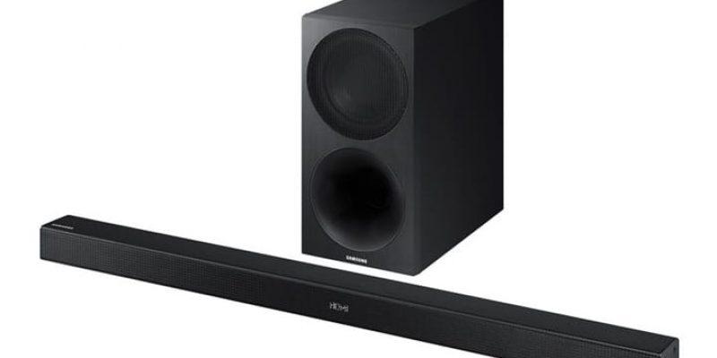 Análisis y opinión barra de sonido Samsung HW-M450