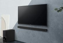 Barra de sonido Sony HT-CT290/291: Análisis y opinión