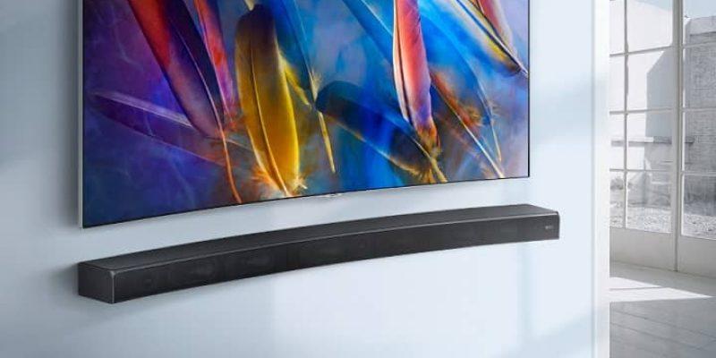 Nuevas barras de sonido Samsung 2017