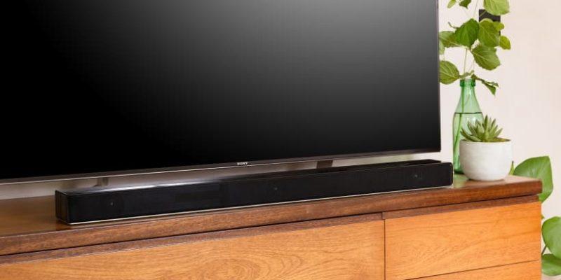 Así es la gama de barras de sonido Sony 2019