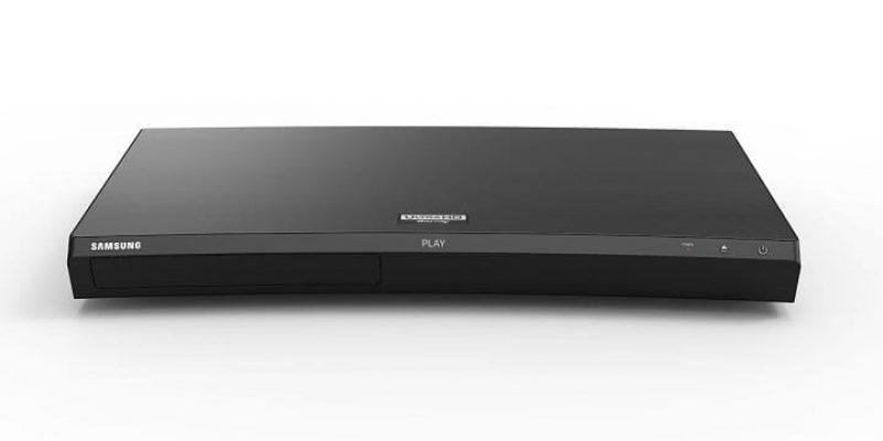 Nuevo reproductor Blu-Ray 4K Samsung M9500