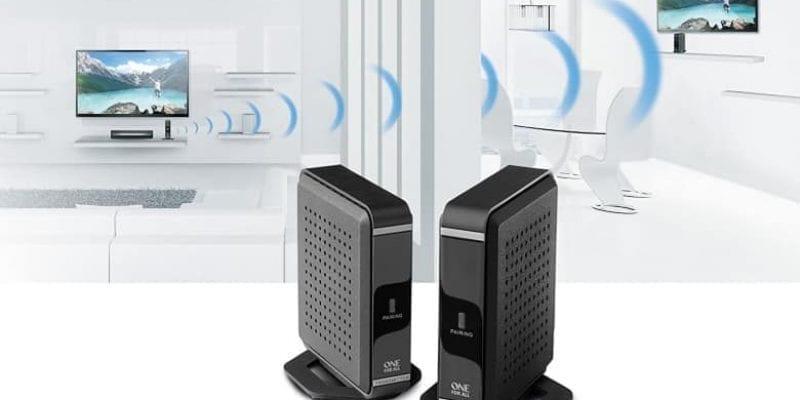 Como mandar señal de tv a otra habitación sin antena