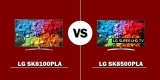 Comparativa TV Nanocell LG SK8100 vs. SK8500