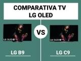 Comparativa TV LG OLED B9 vs. C9