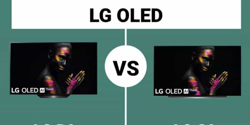 Comparativa TV LG OLED B9 vs. C9