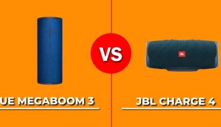 UE Megaboom 3 o JBL Charge 4: ¿Cuál es mejor?