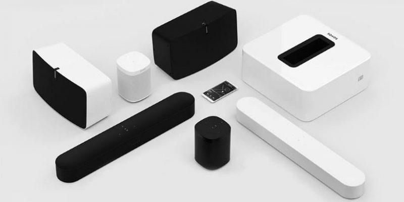 Comparativa de altavoces Sonos: Diferencias gama 2019