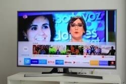 Como copiar la lista de canales en un TV Samsung