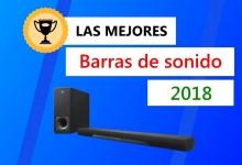 Las mejores barras de sonido de 2018