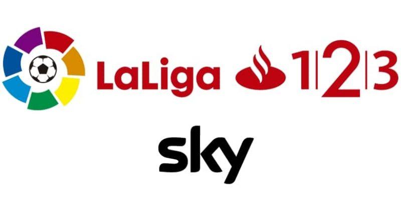 Sky empieza a retransmitir la Liga 123