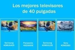 Los mejores televisores de 40 pulgadas TOP 4