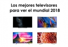 Los mejores televisores para ver el mundial 2018